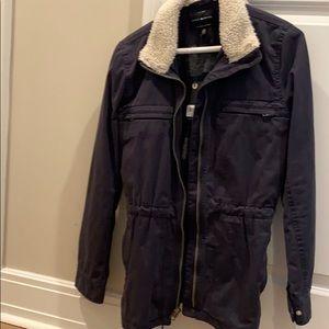 Brand new lucky brand fall coat